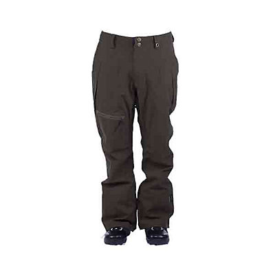 Cappel Calling Mens Snowboard Pants, Canteen Tweed, viewer
