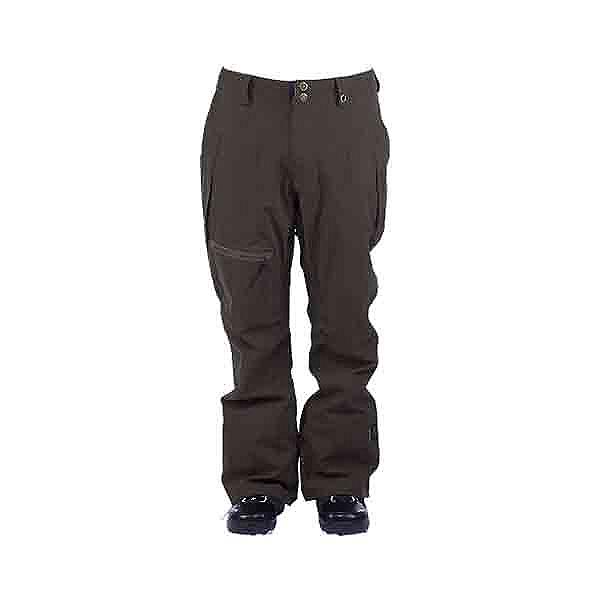Cappel Calling Mens Snowboard Pants, Canteen Tweed, 600