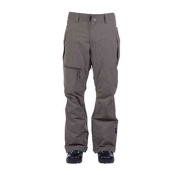 Cappel Calling Mens Snowboard Pants, Putty Dobby, medium