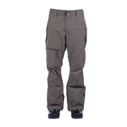 Cappel Calling Mens Snowboard Pants, Putty Dobby, 256