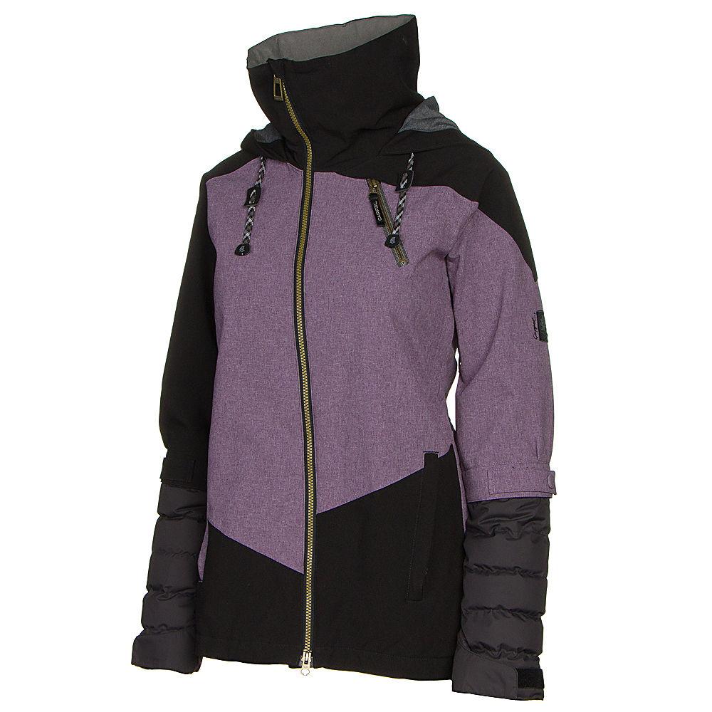 cappel heartbreak womens insulated snowboard jacket ebay