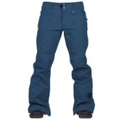 Cappel Wasted Womens Snowboard Pants, Seaport Melange, medium