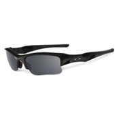 Oakley Polarized Flak Jacket XLJ Sunglasses, , medium