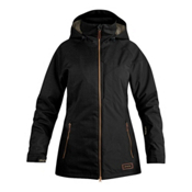 Dakine Lily Womens Insulated Ski Jacket, Black, medium