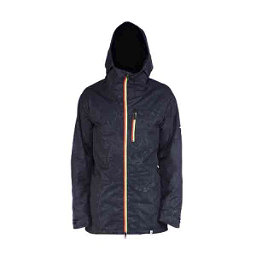Ride Newport Mens Shell Snowboard Jacket, Bruno Emboss, 256