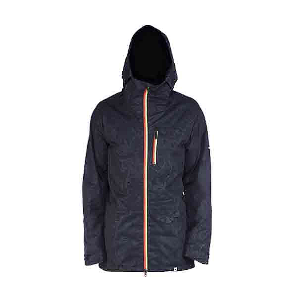 Ride Newport Mens Shell Snowboard Jacket, Bruno Emboss, 600