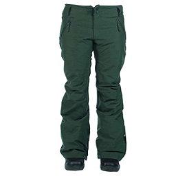 Ride Leschi Womens Snowboard Pants, Dark Pine Slub, 256