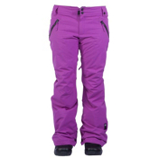 Ride Leschi Womens Snowboard Pants, Raspberry Sherbet Twill, medium
