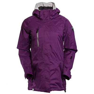 Ride Queen Womens Insulated Snowboard Jacket, , viewer