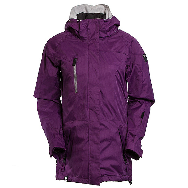 Ride Queen Womens Insulated Snowboard Jacket, , 600