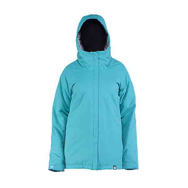 Ride Brighton Womens Insulated Snowboard Jacket, , 600