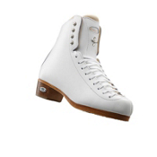 Riedell 43 Bronze Star Ice Skate Boot, White, medium