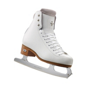 Riedell 91 Flair Girls Figure Ice Skates, White, medium