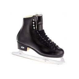 Riedell 29 Edge Kids Figure Ice Skates, Black, 256