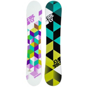Firefly Spheric Womens Snowboard, Multi, medium