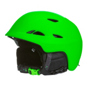 Giro Montane Helmet, Matte Bright Green Splatter, medium