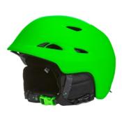 Giro Montane Helmet, Matte Bright Green Splatter, medium