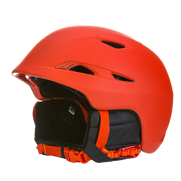 Giro Montane Helmet, Matte Glowing Red, 600
