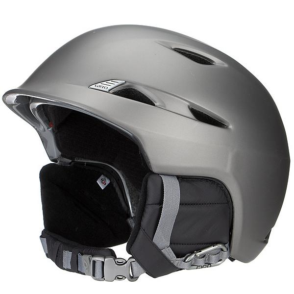 Giro Montane Helmet, Matte Titanium, 600