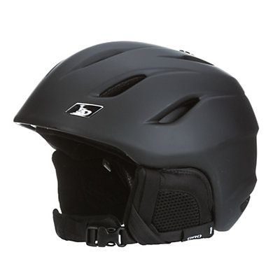 Giro Nine Helmet 2017, Matte Black, viewer