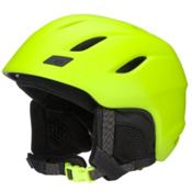 Giro Nine Helmet, Matte Highlight Yellow, medium