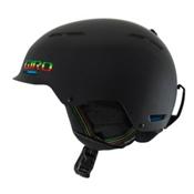 Giro Discord Helmet 2015, Matte Black Rasta, medium