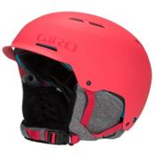 Giro Discord Helmet 2016, Matte Bright Coral, medium