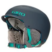 Giro Discord Helmet 2017, Matte Turbulence-Turquoise, medium