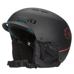 Giro Discord Helmet, Matte Black-Bright Red, 256