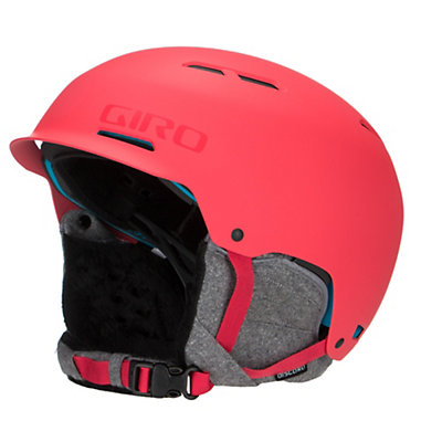 Giro Discord Helmet, Matte Bright Coral, viewer