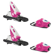 Rossignol Saphir 110 Womens Ski Bindings 2016, Pink, medium