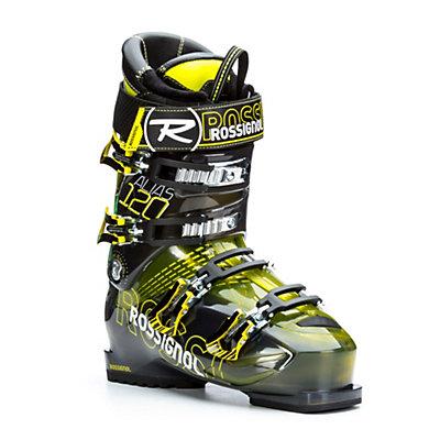 Rossignol Alias Sensor 120 Ski Boots, Yellow Transparent, viewer