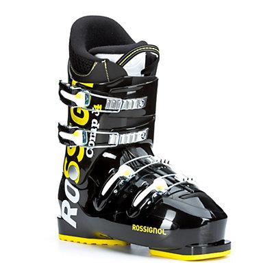Rossignol Comp J 4 Kids Ski Boots, Black, viewer
