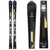 Rossignol Unique 8 Womens Skis with Saphir 110 Bindings 2015, , medium