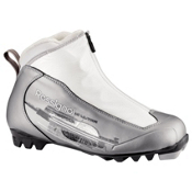 Rossignol X1 Ultra FW Womens NNN Cross Country Ski Boots, White, medium