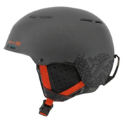Giro Combyn Helmet 2018, Matte Dark Grey Sub Pop, medium