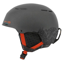 Giro Combyn Helmet 2018, Matte Dark Grey Sub Pop, 256