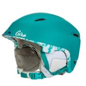 Giro Flare Womens Helmet 2015, Matte Dynasty Green Shibori, medium