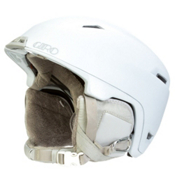 Giro Flare Womens Helmet, White Geo, medium