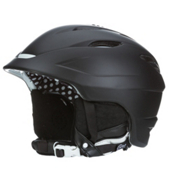Giro Sheer Womens Helmet 2015, Matte Black Polka Dots, medium