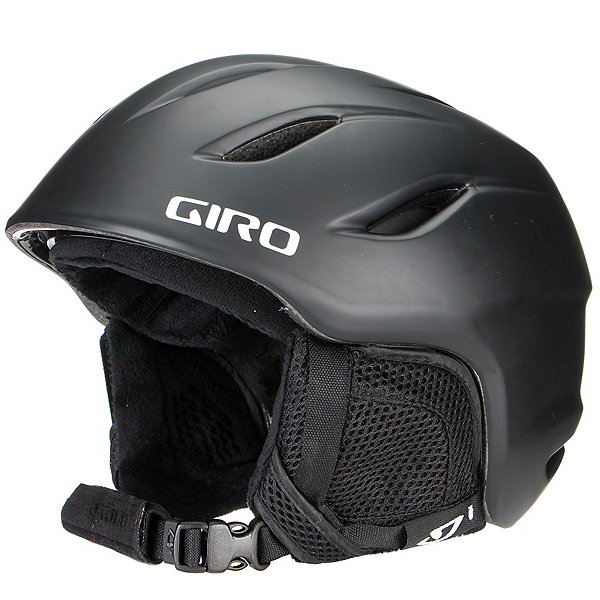 Giro Nine Kids Helmet 2018, Matte Black, 600