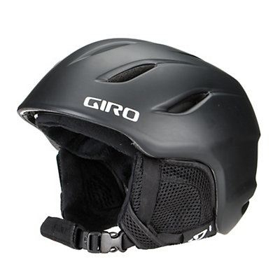 Giro Nine Kids Helmet 2017, Matte Black, viewer
