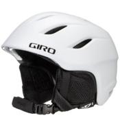 Giro Nine Kids Helmet, Matte White, medium