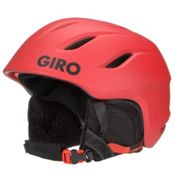 Giro Nine Kids Helmet 2016, Matte Glowing Red, medium