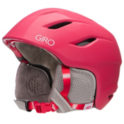 Giro Nine Kids Helmet 2016, Bright Coral Fade, medium