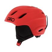 Giro Nine Kids Helmet 2018, Matte Bright Red, medium