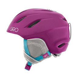 Giro Nine Kids Helmet, Berry, 256