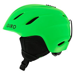 Giro Nine Kids Helmet 2018, Matte Bright Green, 256