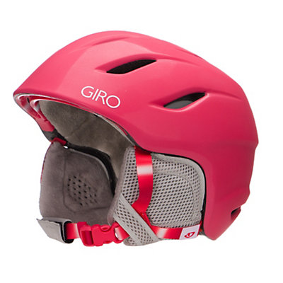 Giro Nine Kids Helmet, Matte White, viewer