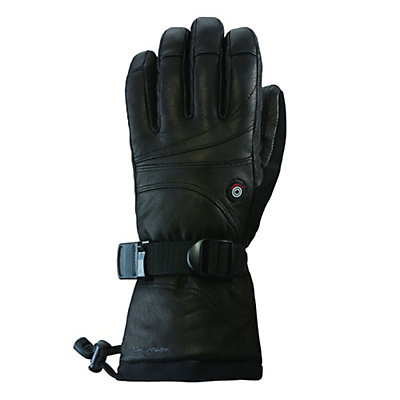 Seirus Heat Touch Ignite Heated Ski Gloves, Black, viewer
